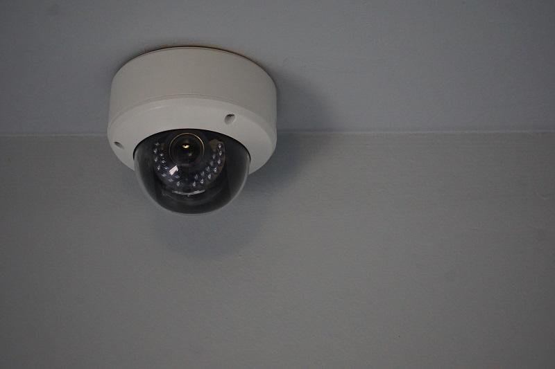 caméra de sécurité pour installation intérieure