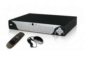 Enregistrement des images en digital via le DVR