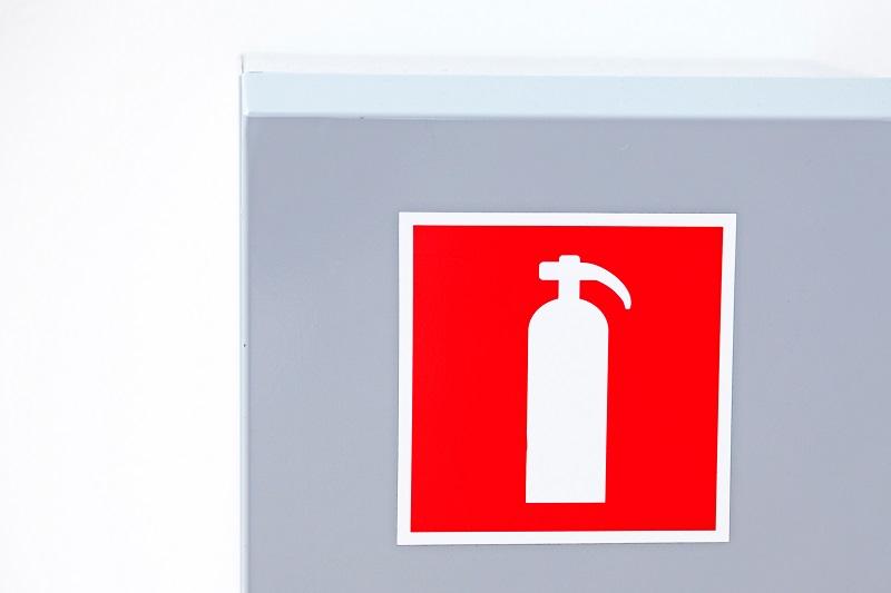 extincteur sécurité incendie