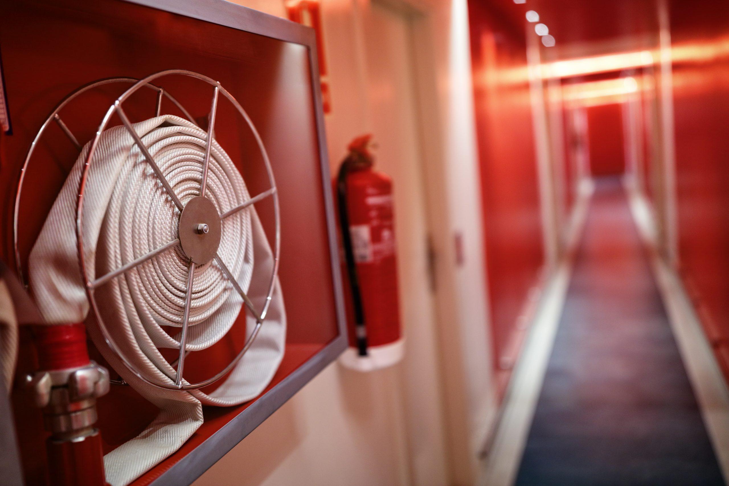 Les systèmes de sécurité contre les incendies